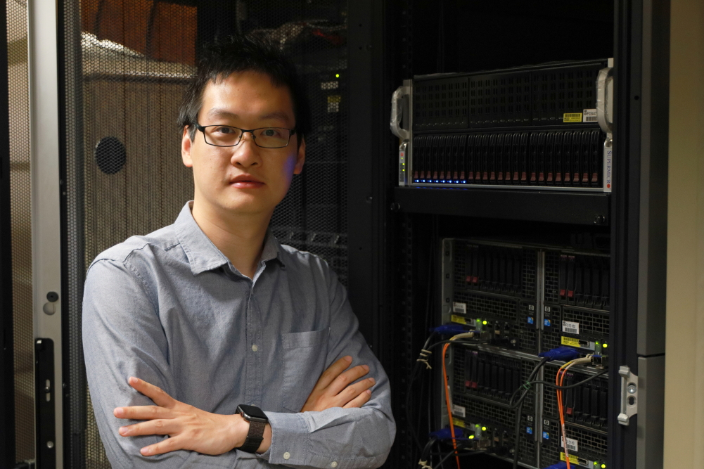 Dr Luo Ping is one of the 20 Innovators Under 35 for the Asia Pacific Region, selected by MIT Technology Review.